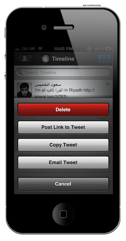 Tweetbot3 Tweetbot التطبيق الأمثل لتويتر على الآيفون !